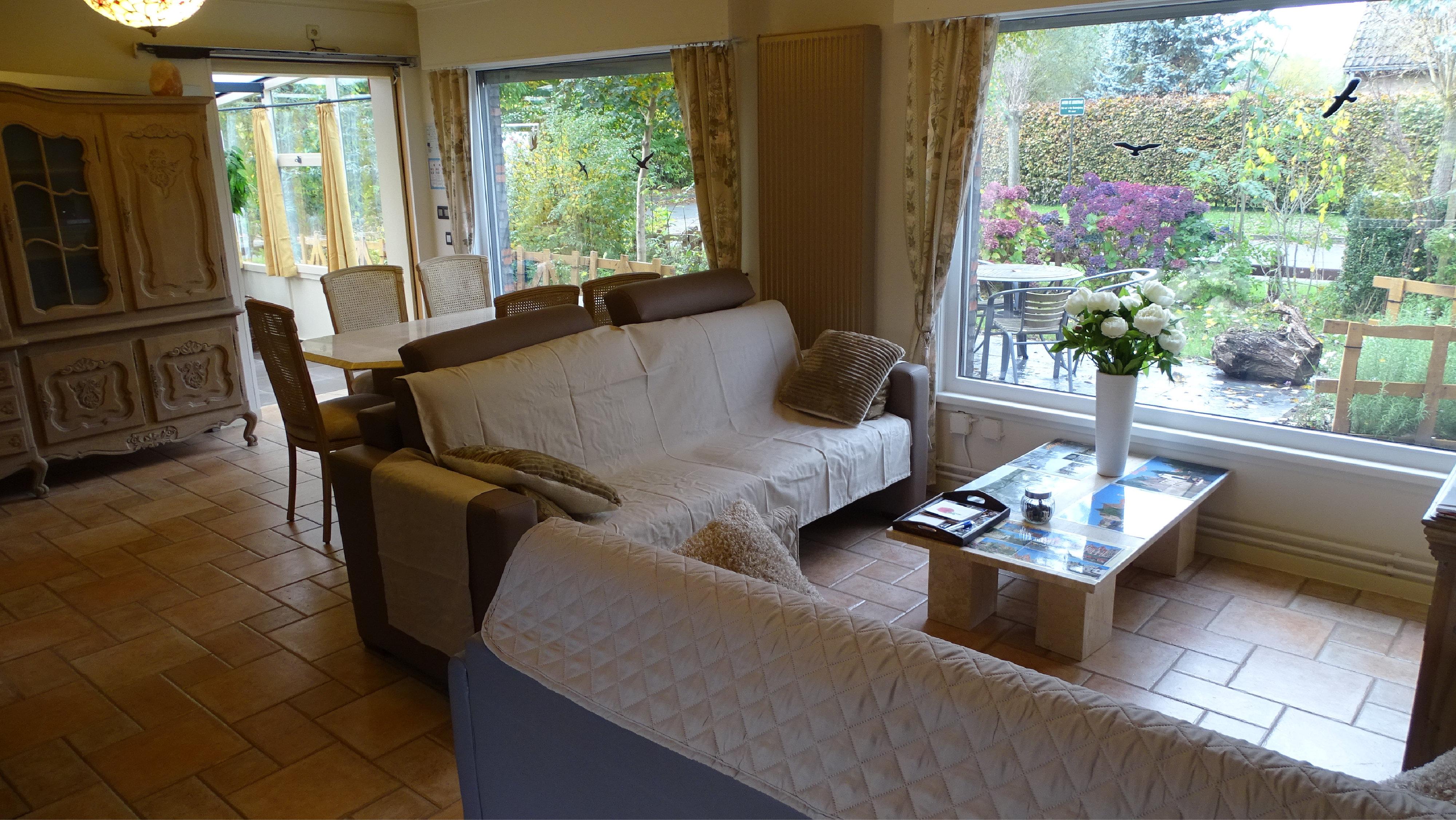 Keuken Met Zithoekje : Modern huis met privétuin3slaapkamersalle modern comfort aanwezig